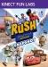 Kinect Fun Labs: Kinect Rush Snapshot