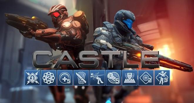 Halo 4 Castle