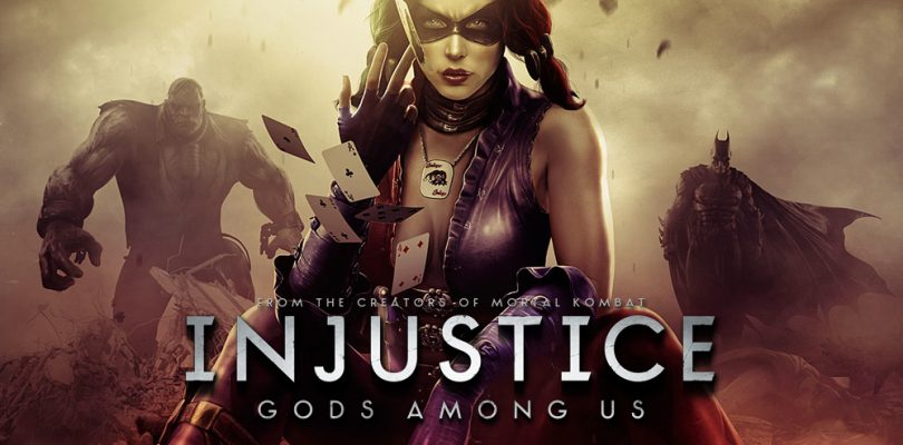 [review] Injustice: Gods Among Us