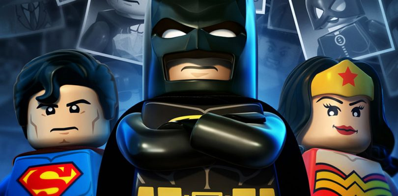 [review] Lego Batman: DC Super Heroes