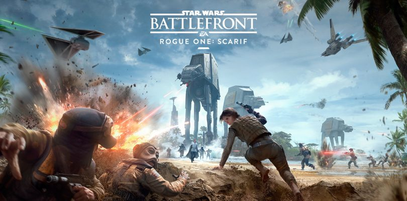 [review] Star Wars Battlefront: Rogue One – Scarif
