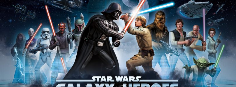 [feature] Ik speel nog steeds… Star Wars: Galaxy of Heroes!