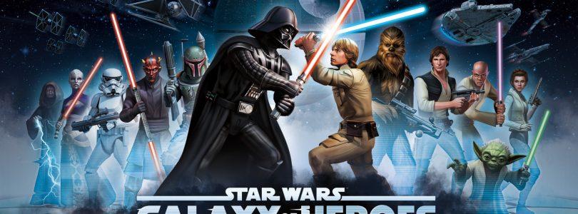 [feature] Ik speel nog steeds… Star Wars: Galaxy of Heroes!