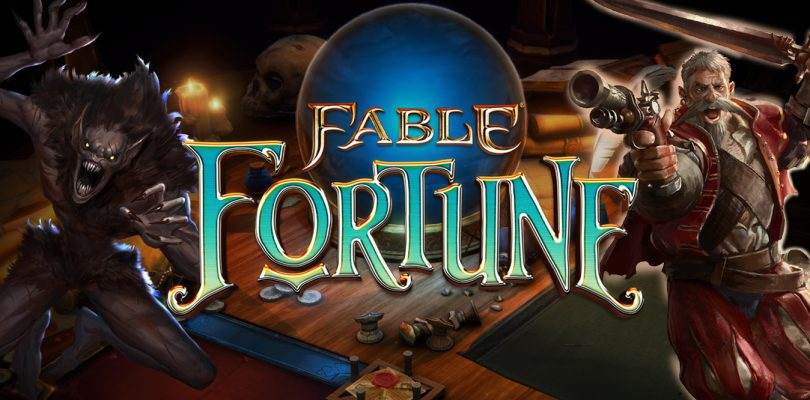 [review] Fable Fortune